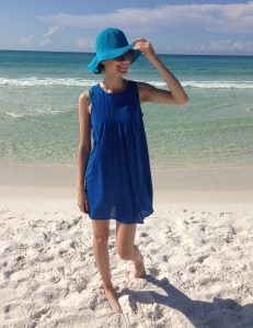 floppy hats for the beach