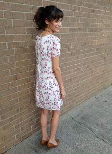 bloopers from fashion blog posts