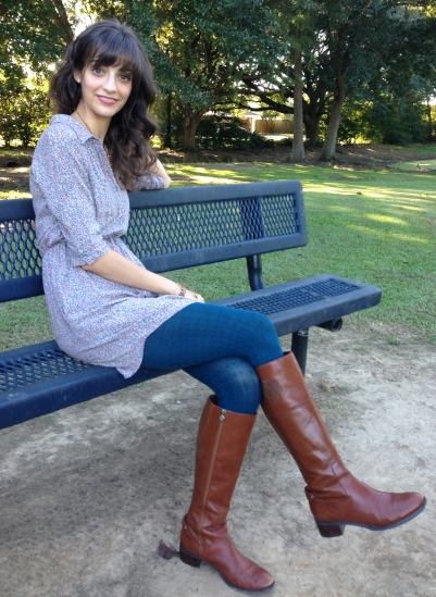 Riding boots for fall