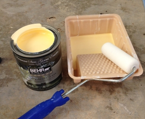 easy ways to update furniture with paint