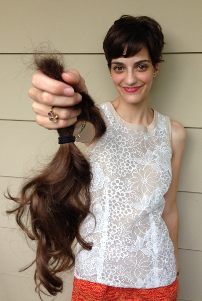 hair donation to beautiful lenghts