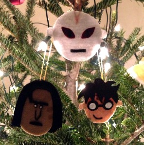 ideas on how to make your own Christmas ornaments