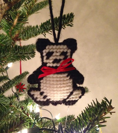personalize your Christmas with homemade ornaments