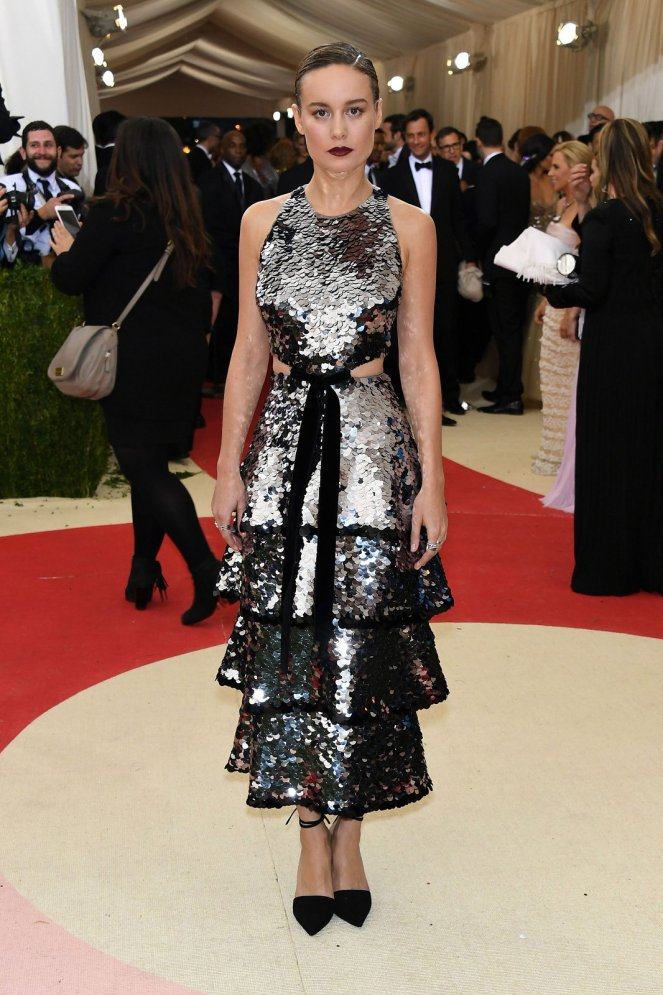 Favorite pick at 2016 Met Gala- Brie Larson