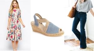 favorite spring/summer trends of 2016: longer hems, espadrilles, and wide leg pants