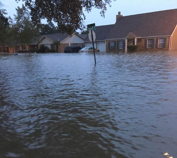 Lafayette, Louisiana flood 2016